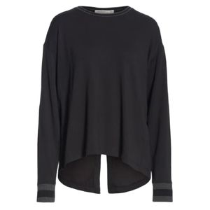 RAG & BONE Reilly Long sleeve split back shirt S